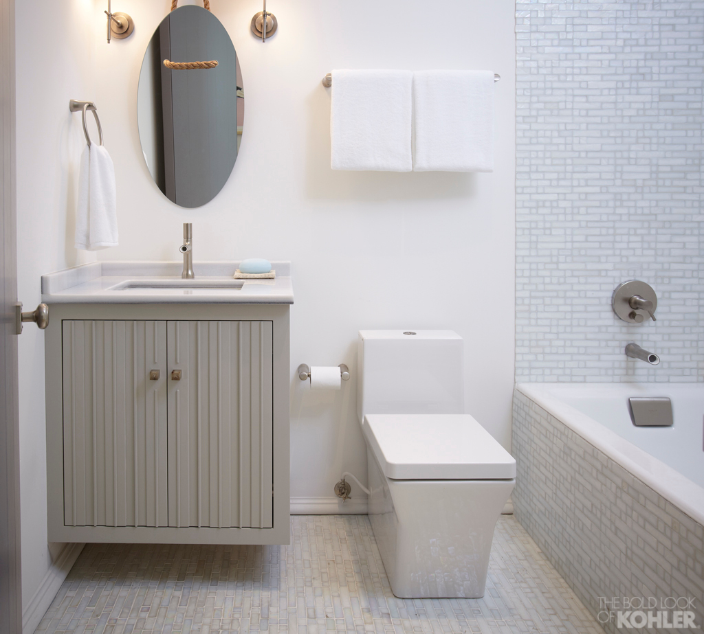 Bathroom By Manhattan Cabinets