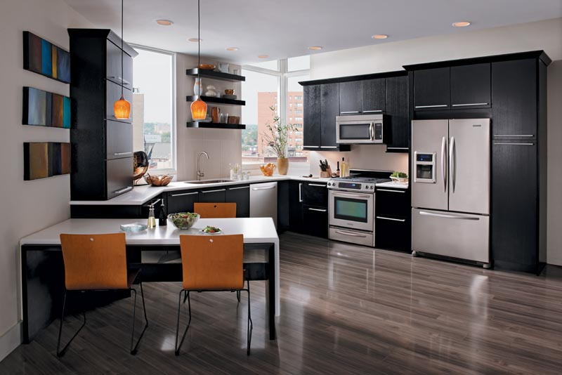Superieur Image Of Full Renovated Kitchen. Manhattan Cabinets Official Website